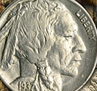 Buffalo Nickel by Fraser