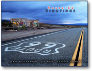Route 66 Sightings